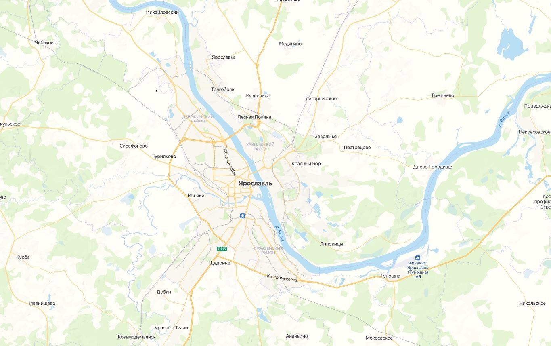 в Ярославской области