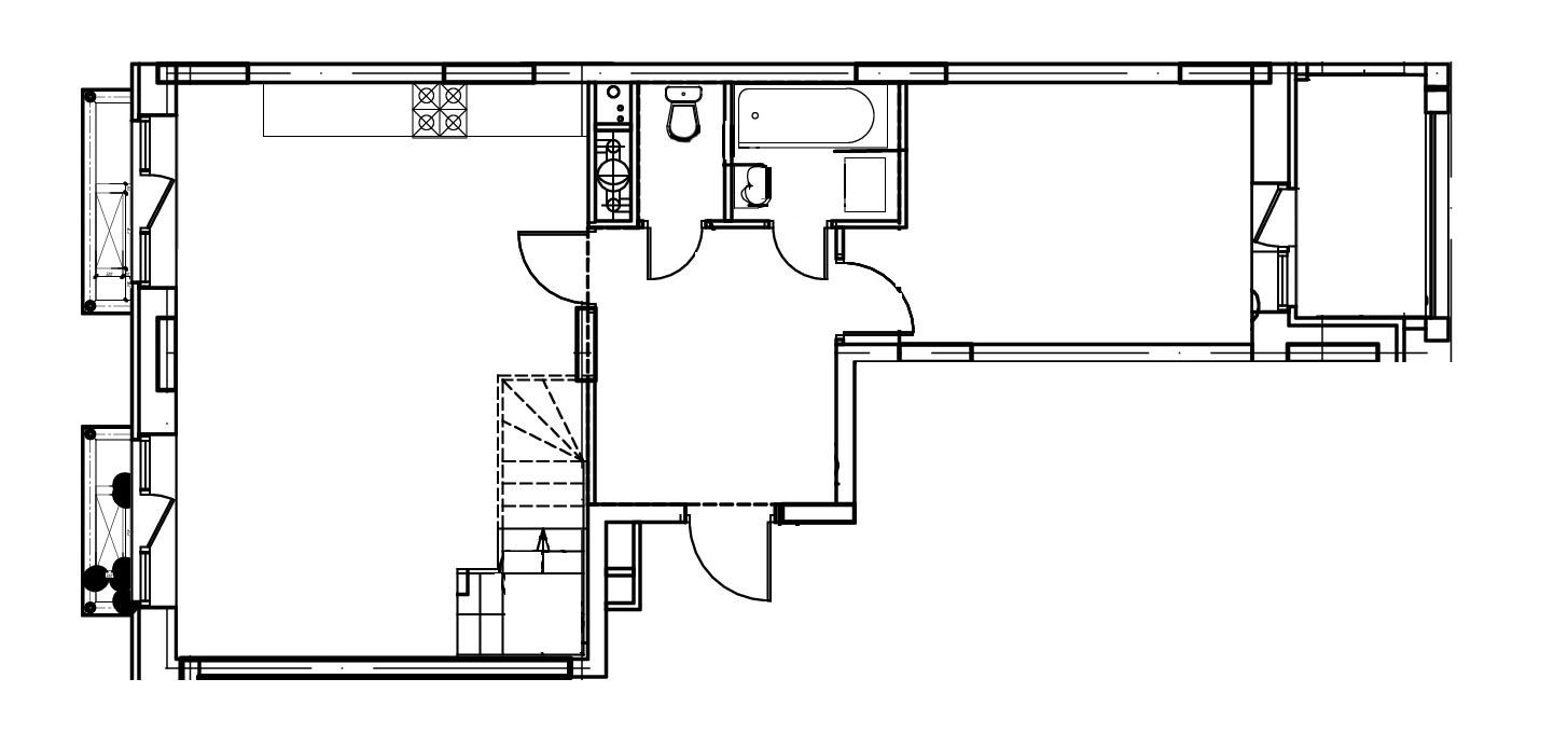 2-комнатная квартира в Митино О2, дом №14, квартира №14-095