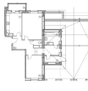2-комнатная квартира в Опалиха О3 №16-244